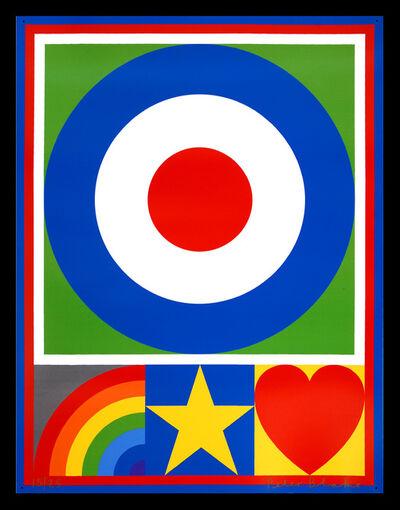 Peter Blake, 'Target', 2010
