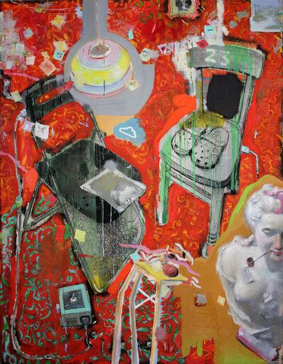 Viktors Svikis, 'cloud in my room', 2020