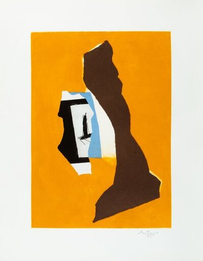 Robert Motherwell, 'Perpetual Summer', 1985