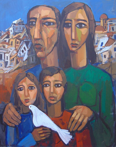 Alex Khattab, 'Family Peace', 2019