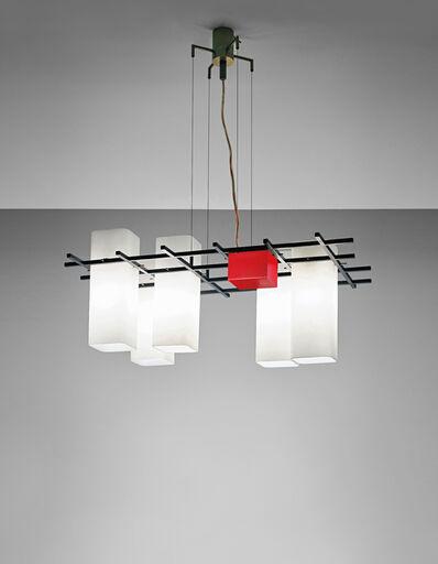 Angelo Lelii, 'Ceiling light', 1950s