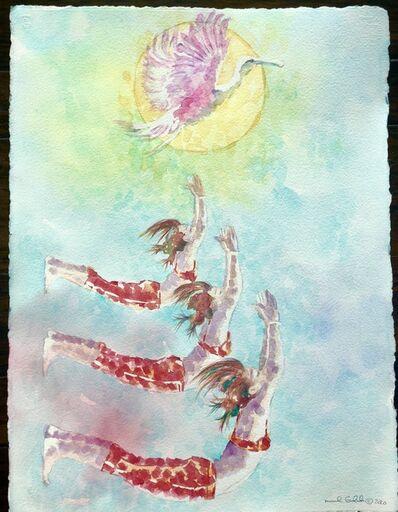 Muriel Eulich, 'Dragon Moon, Reach', 2020