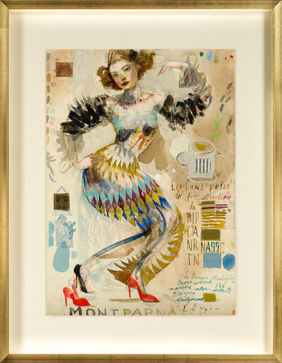 Charles Dwyer, 'Moulin Rouge Grand CVII'