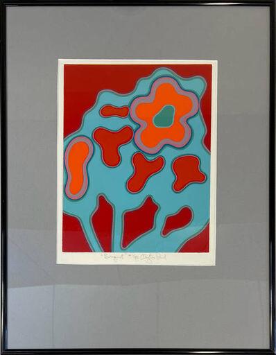 Clayton Pond, 'Bouquet', 1969