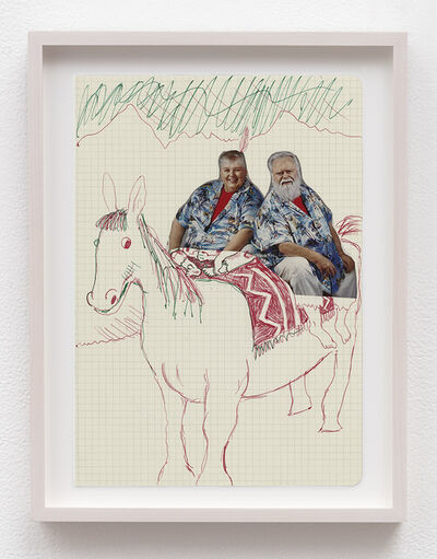 Michael Williams, 'Untitled (Tandem)', 2014