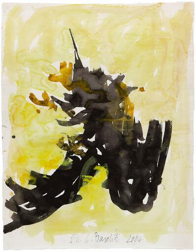 Georg Baselitz, 'Untitled VIII', 2006