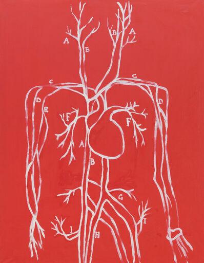 Orshi Drozdik, 'Biological Methaphores IV.', 1984