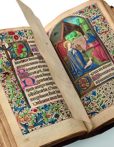 Robert Boyvin, 'Livre d'Heures à l'usage de Lisieux', 1480-1490