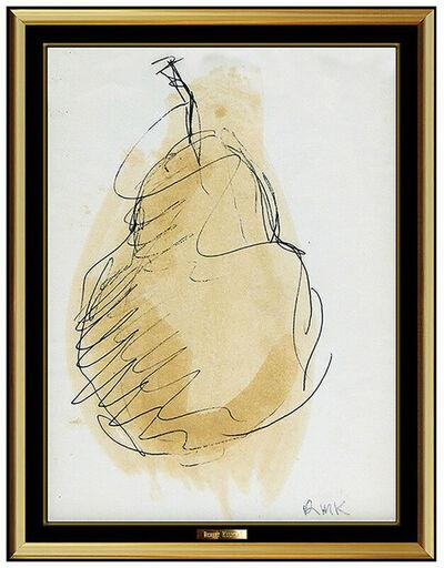 Robert Kulicke, 'Robert Kulicke Original Painting Hand Signed Modern Still Life Framed Artwork', 20th Century