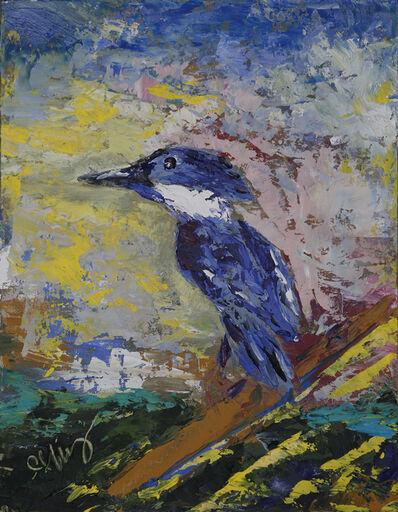 Geoffrey C. Smith, 'Kingfisher', 2018