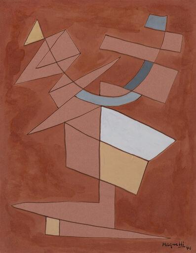 Alberto Magnelli, 'Composizione', 1941