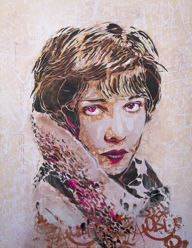 Btoy, 'Anita Loos', 2014