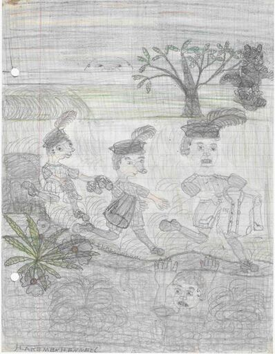 Pearl Blauvelt, 'Untitled (Lake Menhennel)', c. 1940s