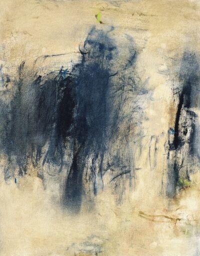Anne Raymond, 'February Blue II'
