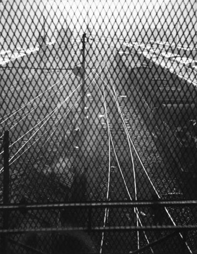Paolo Monti, 'Railroad'