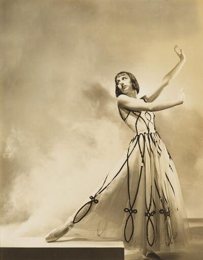 George Platt Lynes, '[Ballerina]', ca. 1940