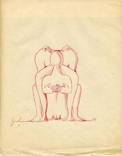 Cruzeiro Seixas, 'Untitle', 1957