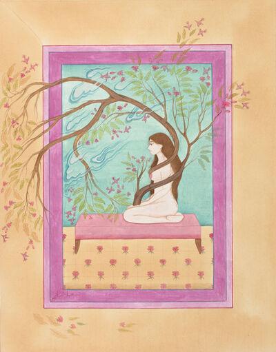 Hiba Schahbaz, 'Flowering Tree', 2020