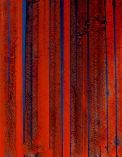 Bernardí Roig, 'Interior de Palacio, naranja,', 2020