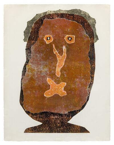 Jean Dubuffet, 'L'enfle-chique II', 1963