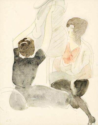 Louis Valtat, 'Les Couturieres', ca. 1918