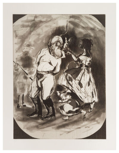 Kara Walker, 'Untitled (John Brown)', 1997