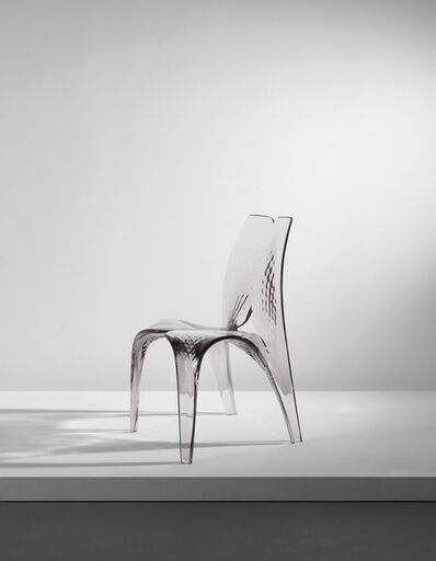 "Zaha Hadid, 'Chair, from the ""Liquid Glacial"" collection', 2015"