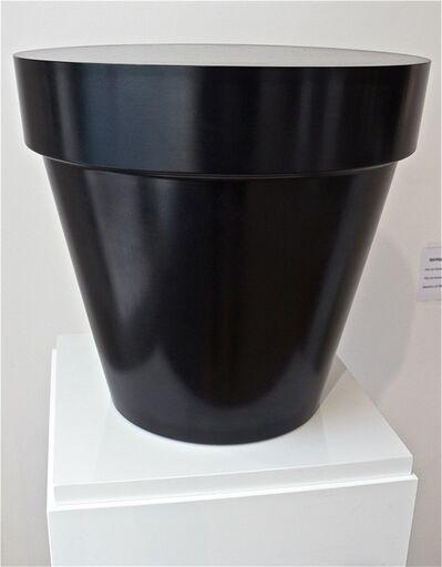 Jean-Pierre Raynaud, 'Black bronze pot', 2003