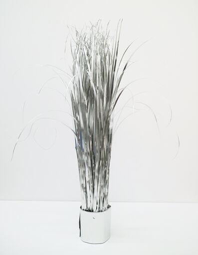 Toshihiko Mitsuya, 'Grass long', 2017
