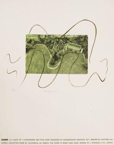 Allen Jones, 'UNTITLED', 1971