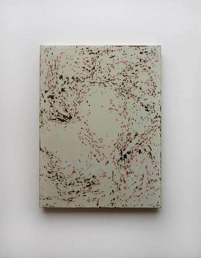Vlatka Horvat, 'Disturbances (Dig Lines)', 2014