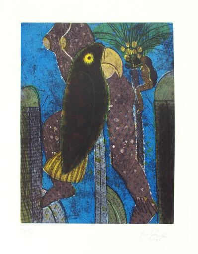 Roger Von Gunten, 'Perico Observando PT 5/5', ca. 2010