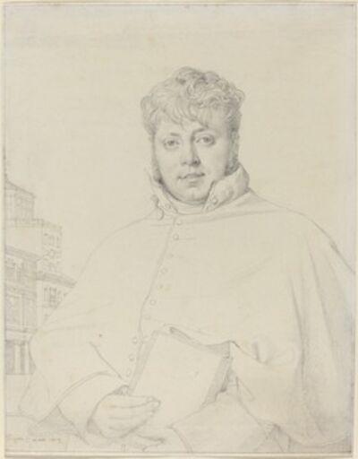 Jean-Auguste-Dominique Ingres, 'Auguste-Jean-Marie Guénepin', 1809