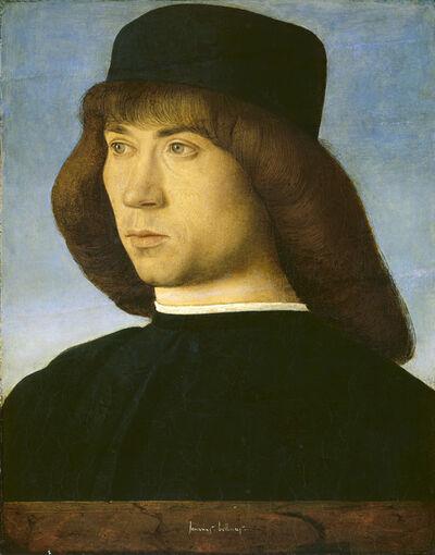 Giovanni Bellini, 'Portrait of a Young Man', ca. 1490