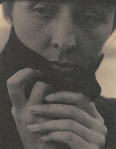 Alfred Stieglitz, 'Georgia O'Keeffe', 1918