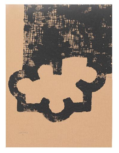 Eduardo Chillida, 'Casa de Goya', 1983