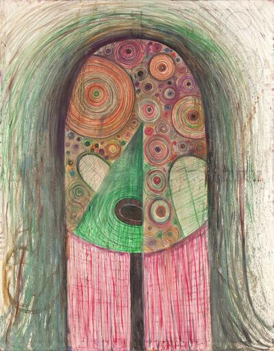 Anders Brinch, 'Flamboyant Head', 2016