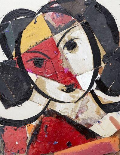 Manolo Valdés, 'Matisse como Pretexto en Amarillos y Rojos', 2019