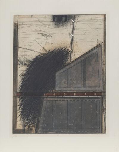 Karl Fred Dahmen, 'Bastion', 1977