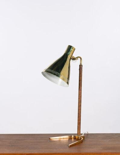 Paavo Tynell, 'Horseshoe Lampe de table modèle 9224', vers 1950