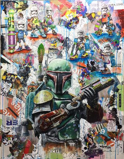 Bao, 'Splatoon Style Wars Edition', 2017