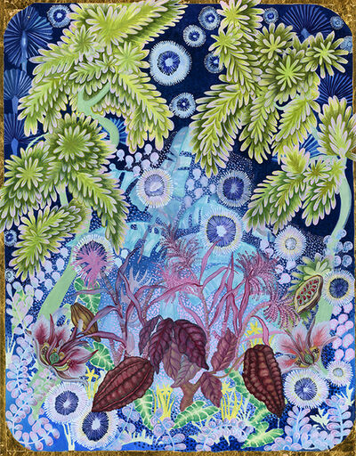 Larissa Bates, 'Economic Botany: Saccharum, Cavendish Bananas, and Cocoa', 2015