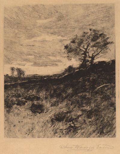Charles Warren Eaton, 'Landscape', ca. 1910