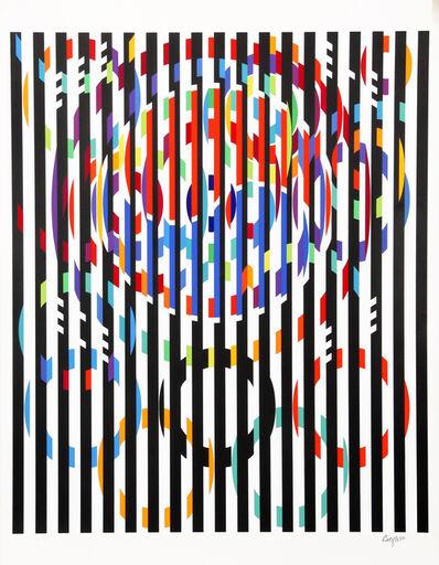 Yaacov Agam, 'Message of Peace', 1988