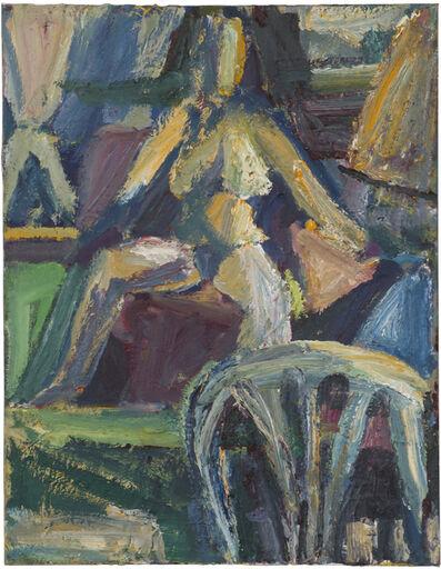 Terry St. John, 'Aun, Chair', 2016