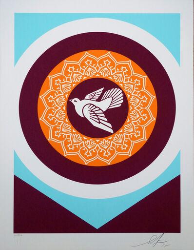 Shepard Fairey, 'Peace Dove serie 3', 2018