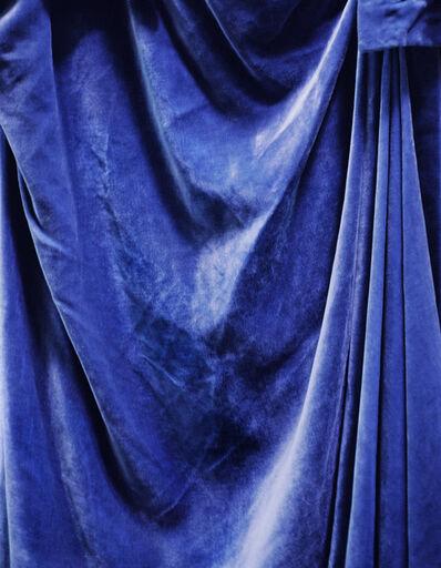 Sara VanDerBeek, 'Blue Velvet', 2012