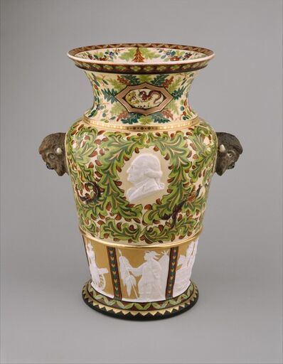 Karl L. H. Müller, 'Century Vase', 1877
