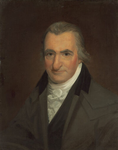 John Wesley Jarvis, 'Thomas Paine', ca. 1806/1807