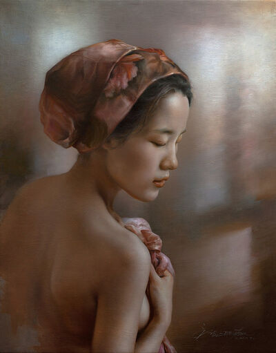 Kun Wang, 'Short Prayer', 2017